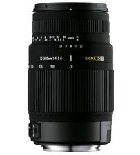 Sigma DG 70-300 mm F/4.0-5.6 SD DG OS AF Objektiv für Pentax AF