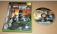 Tom Clancy's Splinter Cell: Pandora Tomorrow for Microsoft Xbox