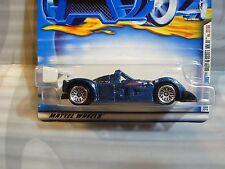 2000 Hot Wheels #206 Rig Wrecker Black G3sp 0910