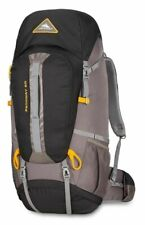 High Sierra Pathway 60l Internal Frame Hiking Backpack Black/slate/gold