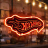 Signs Beer Bar Pub Party Homeroom Windows Decor For Gift Neon Light Hot WHeels