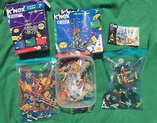 Bundle Job Lot K'Nex Building Set Toys Octopus Whirl Ferris Wheel Truck
