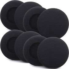 8 x schaum ohr pad passend für sony dr-bt21g headset covers headphone dr bt21g kissen