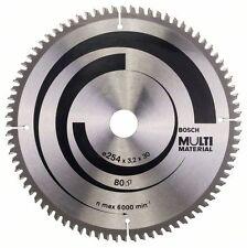 Bosch Multimaterial Lama Per Sega Circolare 250x30x80 2608640516