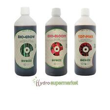 Biobizz 1l Top-max Liquid 100 Organic Flowering Strengtheners