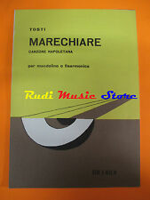 TOSTI Marechiare 1982 RARO SPARTITO SINGOLO italy RICORDI cd lp dvd mc