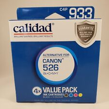 Calidad Compatible Canon 526 Ink Cartridges Black / Cyan / Magenta / Yellow