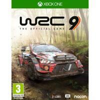 WRC 9 Deluxe Edition XBOX ONE Digital Key - Please read description