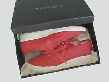 NEW Donna Karan New York Couture Sneakers (Shoes)!  8  *Red Canvas*