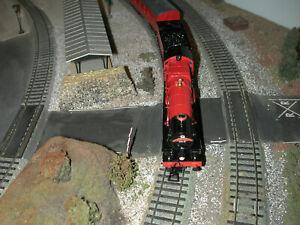 HARRY POTTER Hogwarts Express BACHMAN HO/OO TRAIN w/ESU LokSound 5 DCC DECODER