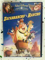 Casa IN Il Rancho DVD Walt Disney Spagnolo Inglese Portuguese