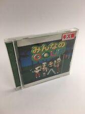 Minna no Golf Sony PlayStation PS1, NTSC-J Import 1997, Complete