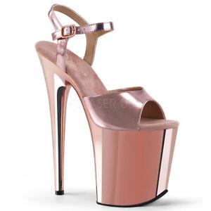 Pleaser Women's Flamingo-809 Platform Sandal sz 7