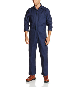 Walls Work Mens Long Sleeve Twill Coverall