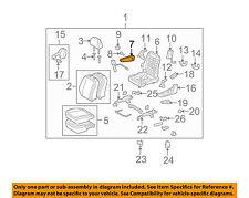 Scion TOYOTA OEM 08-10 xB Front Seat-Armrest 7289012010B1