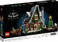 NEW LEGO Creator Expert Elf Club House Set 10275 Winter Village Collection XMAS