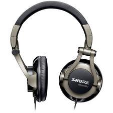 Shure SRH550DJ Professional DJ Headphones, New!