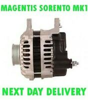 Kia Magentis Sorento MK1 2.0 2.4 2001 2002 2003 2004 2005>On Alternador
