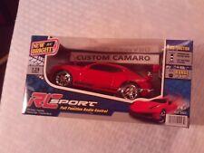 New Bright R/C Sport Full Function 1:24 Scale Custom Camaro Ages 4+ 2423