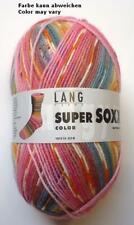 NEU Super Soxx color 4-fach Sockenwolle Strumpfwolle 100g Fb. 211