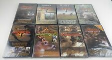 Lot of 8 Easton Bowhunting Seasons 1-8 DVD Fred Eichler  NEW