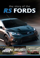 FORD RALLYE SPORT (2011) - THE STORY OF THE RS FORDS - NEW 114 minutes DVD UK
