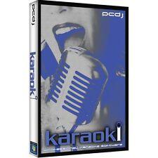 PCDJ Karaoki Karaoke Software **BRAND NEW** Electronic Download Karaoke