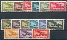 INDOCHINE 1942-44 Yvert PA 24-38 meist ** POSTFRISCH FLUGPOST(F0761