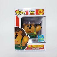 Mr Pricklepants #562 Funko Pop Vinyl - Toy Story 2 Disney Pixar Hedgehog
