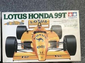 Tamiya 1:20 Scale Lotus Honda 99T 1987 Item 20020 Ayrton senna Plastic Model Kit