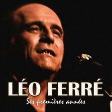 CD Léo Ferré, ses premières années / His early years / IMPORT