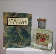 STETSON COUNTRY Cologne Spray 1.7 FL OZ/ 50mL