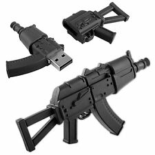 8GB Cartoon Gun Shape USB Flash Drive USB Flash Disk Pen Drive Memory Stick