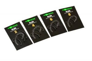 Korda Klor Hook Barbless or Micro Barbed - All Sizes - *New*Free Delivery*