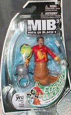 Men In Black MIB 3 ~ MR. WU & Gamma Ray ~ Cosmic Quick-Shift MIB3 Action Figure