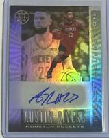Austin Rivers auto 2019-20 Panini Illusions 🏀 #TC-ARV - Houston Rockets