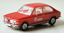 BMW 2002tii Touring 1973-74 ToyFair 2010 rot red 1:87 Herpa