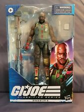G.I. JOE Classified Series 6in Roadblock Action Figure Target Exclusive