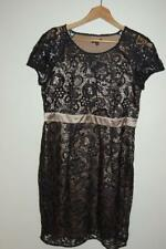 COLLECTIONS BY KATIES BLACK LACE DRESS BNWT