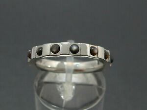 JOOP! Ring Silberring 925 SILBER Sterling silver argento argent Designer jette