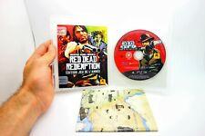 PS3 RED READ REDEMPTION EDITION JEU DE L'ANNÉE