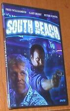 South Beach ~ Fred Williamson, Gary Busey, Peter Fonda -  Brand-New DVD