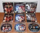 Namco Fighting Collection(SoulCalibur IV,V,Tekken Hybrid Tag Tournament,2,6) PS3