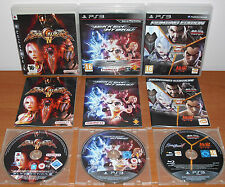 Namco Fighting Collection(SoulCalibur IV,V,Tekken Hybrid Tag Tournament,2,6) PS3