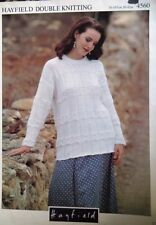 White Contemporary Sweaters Patterns