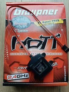 Graupner HoTT GPS/Vario Modul No. 33600