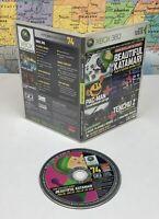 SHIPS SAME DAY Official Xbox 360 Magazine Game Disc #74 Demos Sep 2007 Tenchu Z
