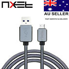 NXET Micro-USB Strong Braided Heavy Duty USB Charger Cable For Samsung Galaxy