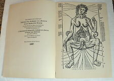1927 LTD ED. FACSIMILE of the 1ST ILLUSTRATED MEDICAL BOOK - JOHANNES DE KETHAM