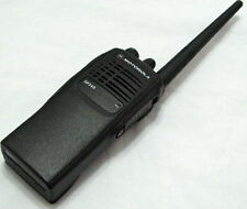 Motorola GP340 Two-Way Radio VHF 136-174 Mhz 5W 16 Channels W/O BATTERY